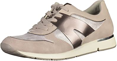 Tamaris Damen Sneakers GrauSilber: : Schuhe