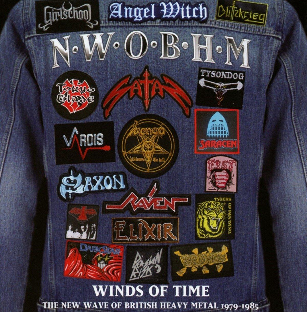 Hard Rocker From Hell Mens T-Shirt Judas Priest UFO  Heavy Metal Saxon motorhead