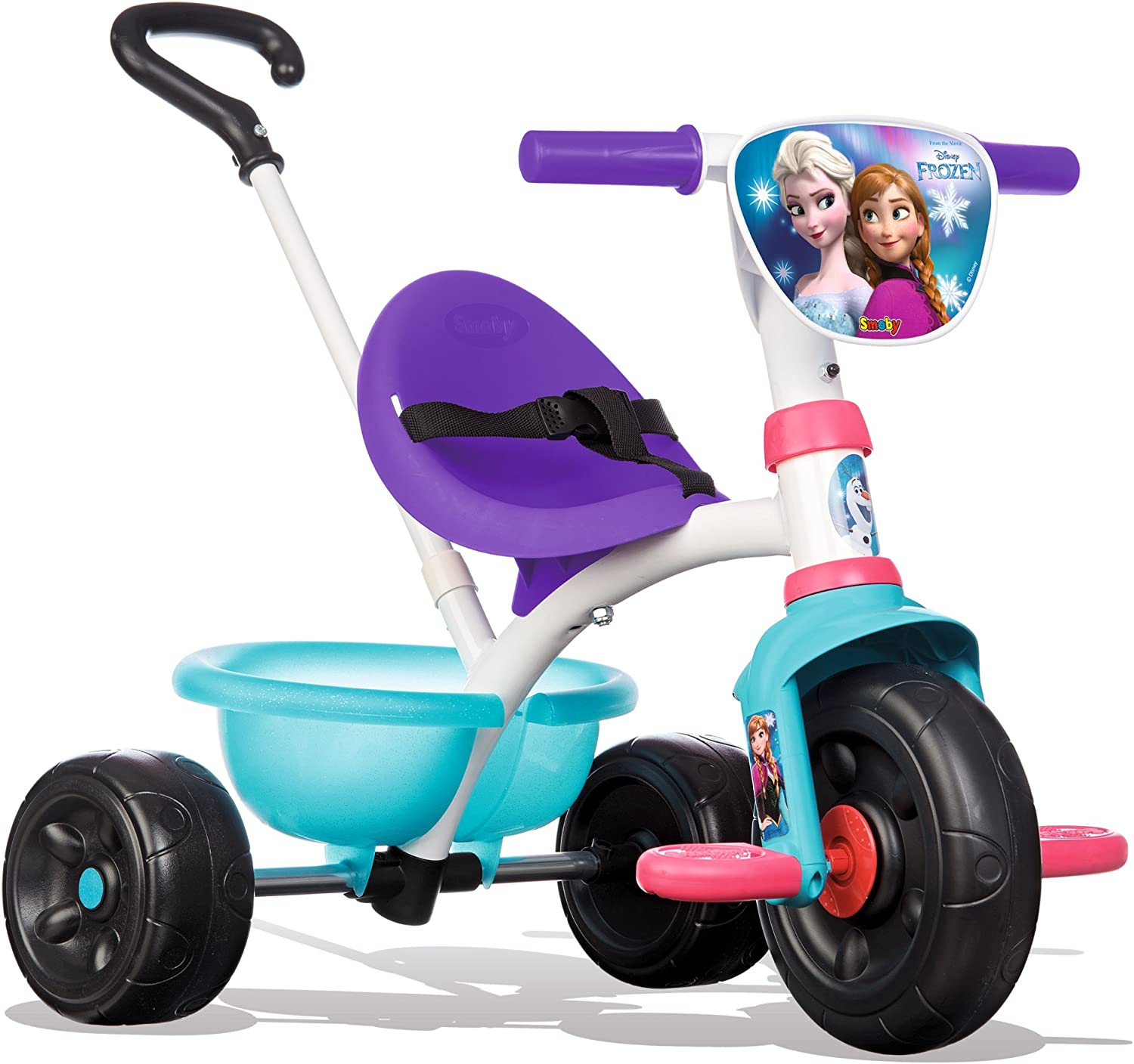 Smoby 740309 se Move Frozen Triciclo