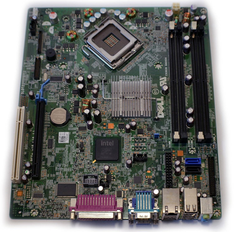 Amazon.com: M863N Dell Optiplex 760 SFF Small Form Factor Intel  MotherBoard: Computers & Accessories