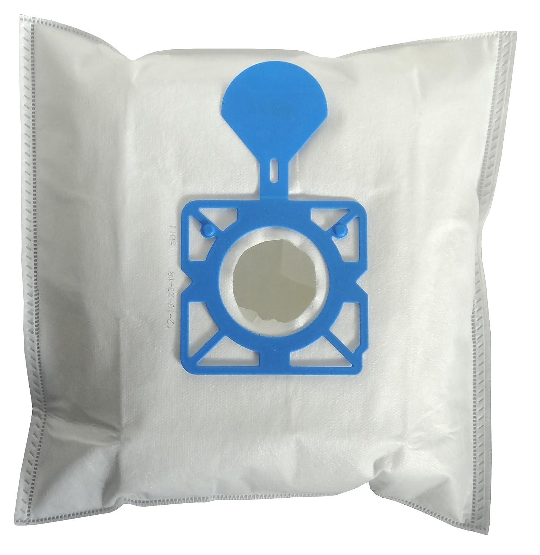 Sacchetto per la polvere dei sacchetti Sacchetto per aspirapolvere adatto per MOULINEX De Luxe V Compact 69..