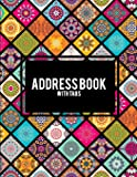 Address Book with Tabs: Classic Art