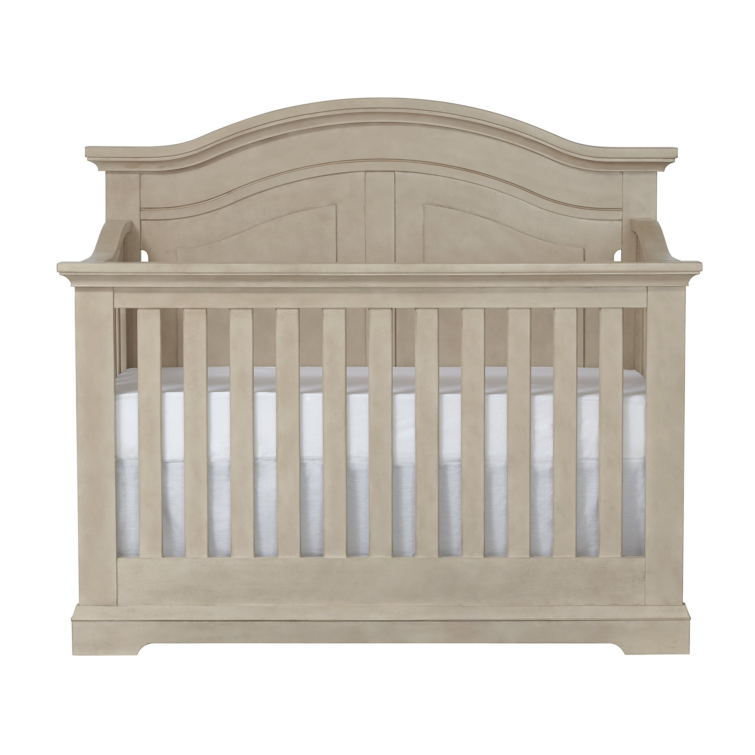 Amazoncom Centennial Chatham Curved Top 4 In 1 Convertible Crib
