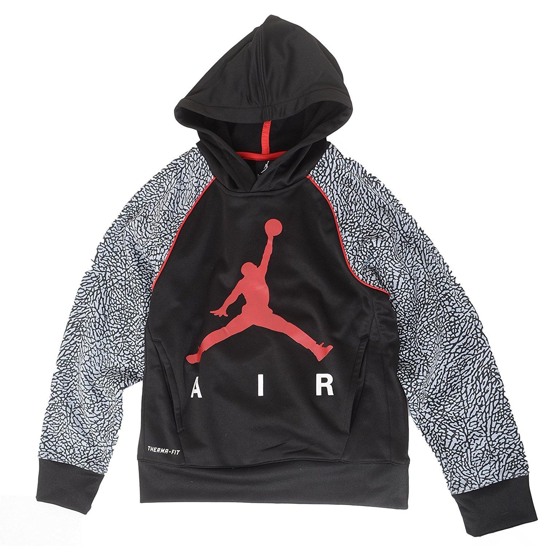 youth air jordan hoodie