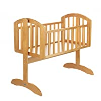 Obaby Sophie Swinging Crib (Country Pine)