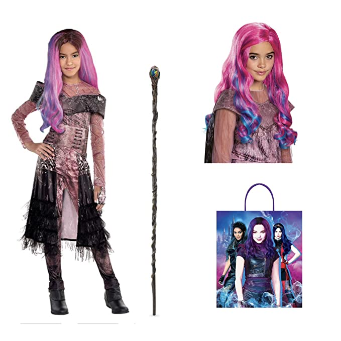 Amazon Com Descendants Audrey 3 Deluxe Halloween Costume
