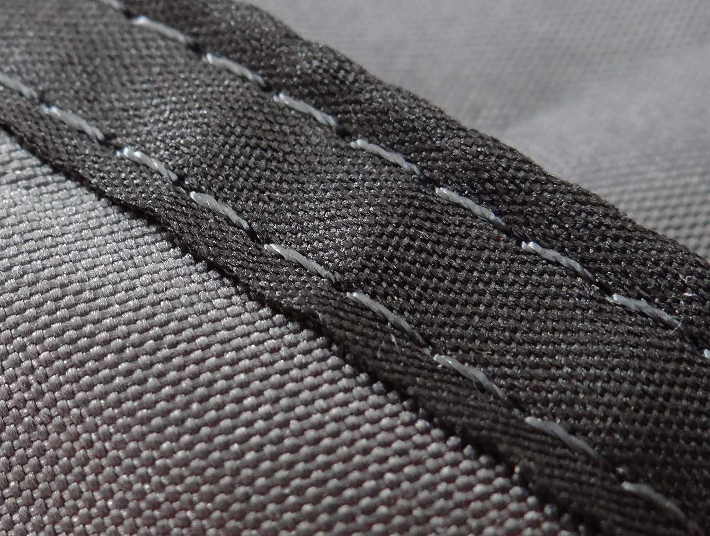 L x L x A per Sdraio Grigio Forte e Durevole 213 x 86 x 86//43 cm | Resistente allAcqua Premium Copertura Protettiva Mobilia da Giardino e Patio SORARA