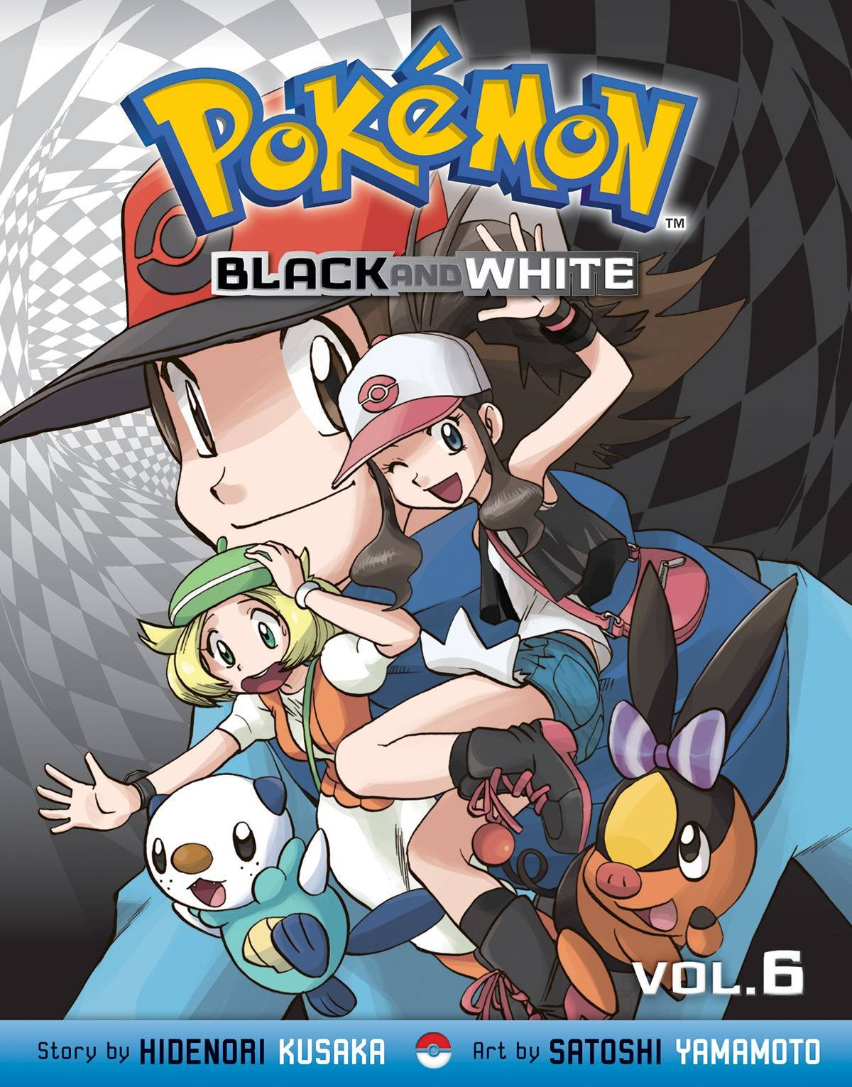 Read Online Pokémon Black and White, Vol. 6 (Pokemon) pdf