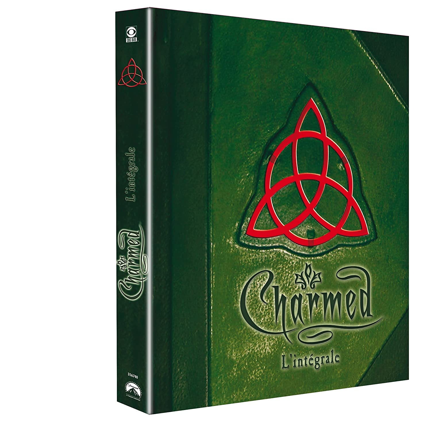 Charmed - Lintégrale [DVD]: Amazon.es: Holly Marie Combs, Alyssa Milano, Rose McGowan, Brian Krause, Dorian Gregory, Julian McMahon, Holly Marie Combs, Alyssa Milano: Cine y Series TV