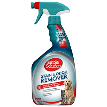 Simple Solution Pet Stain Enzyme Cleaner