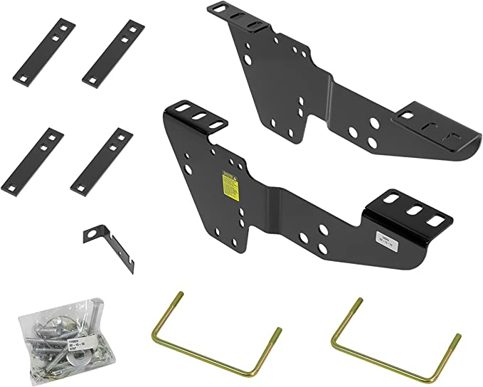 Reese 56010 Outboard Fifth Wheel Custom Quick Install Bracket
