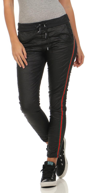 Pantalon de loisirs ZARMEXX avec bande contrastée 35512 Taille unìque