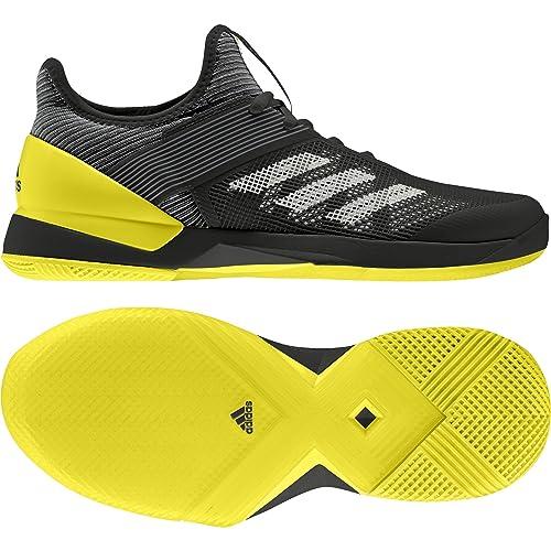 buy popular f2bc4 c2ec5 adidas Adizero Ubersonic 3 W Clay, Zapatillas de Tenis para Mujer  Amazon.es Zapatos y complementos
