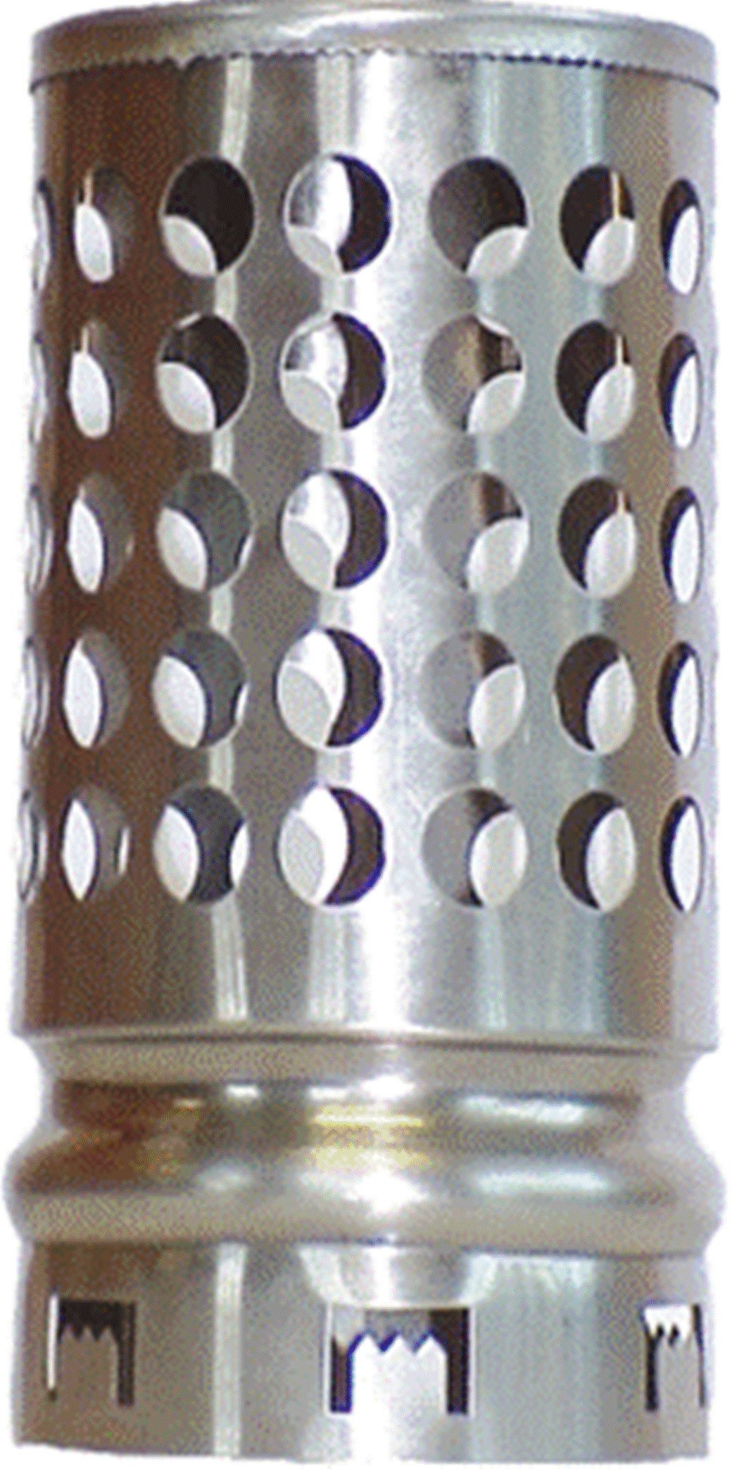 The Forever Cap CCSSVENT 4-Inch Stainless Steel Plumbing Vent Cap