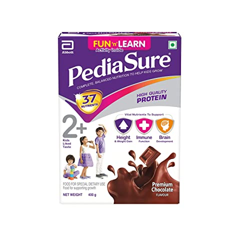 Buy PediaSure Health and Nutrition Drink Powder for Kids Growth