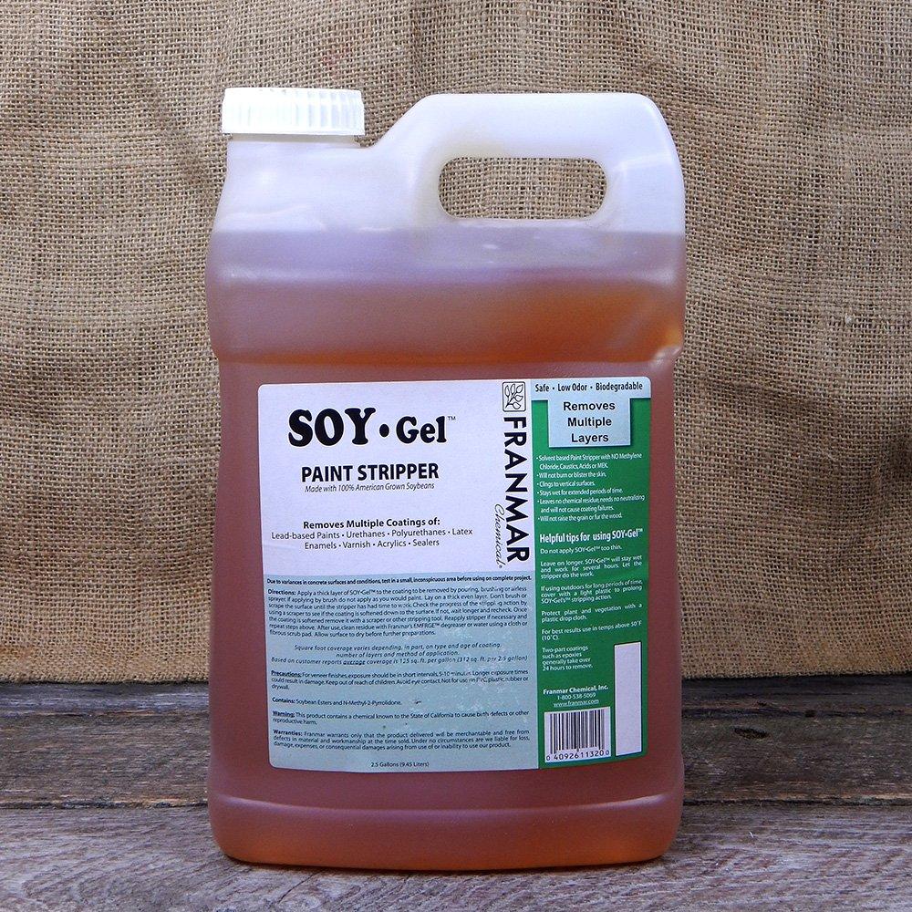 Soy-Gel Professional Paint Stripper (2.5 gallon)