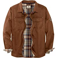 Amazon Price History for:Legendary Whitetails Men's Journeyman Flannel Lined Rugged Shirt Jacket