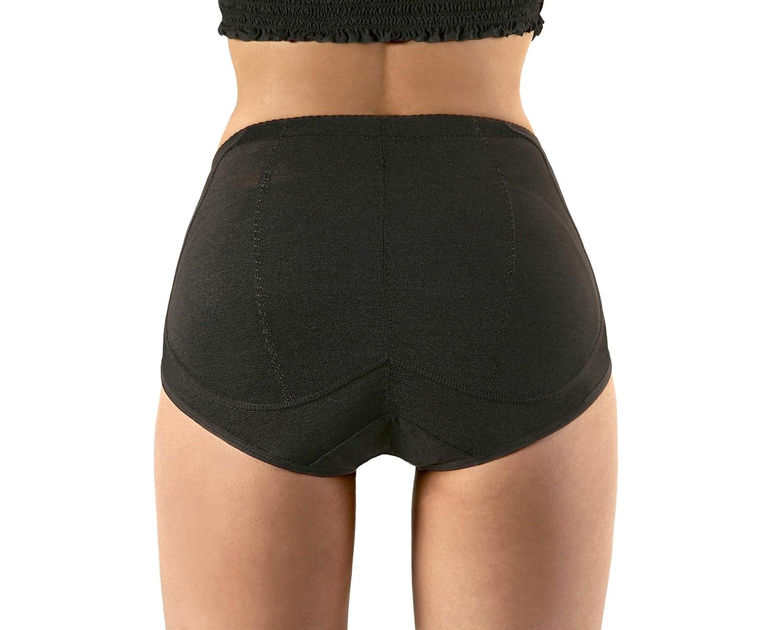 Midrise Style SODACODA Womens Foam Padded Butt Pants with Tummy Control