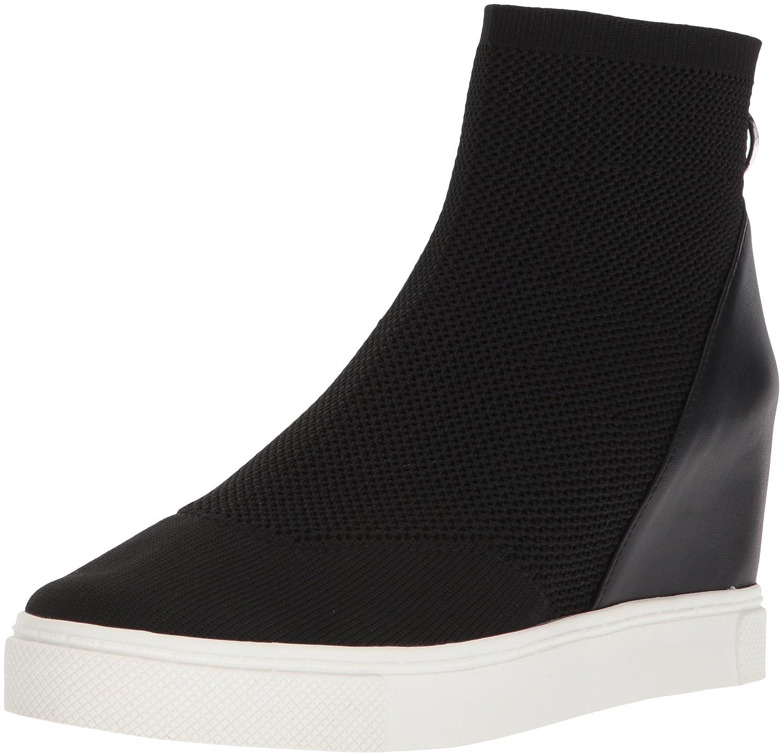 Steve Madden Women's Lizzy Sneaker B075NRDF1X 6 B(M) US|Black