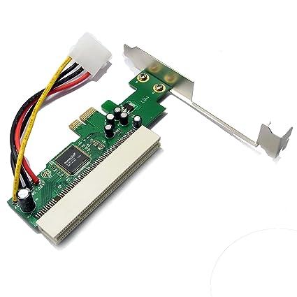 Sienoc tarjeta de interfaz PCI Express (PCIe) a PCI ...