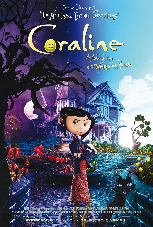 Coraline 2009 with images coraline movie halloween