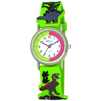 1a938f96bc8 Ravel Children s 3D Dinosaur Time Teacher Watch  Amazon.co.uk  Watches