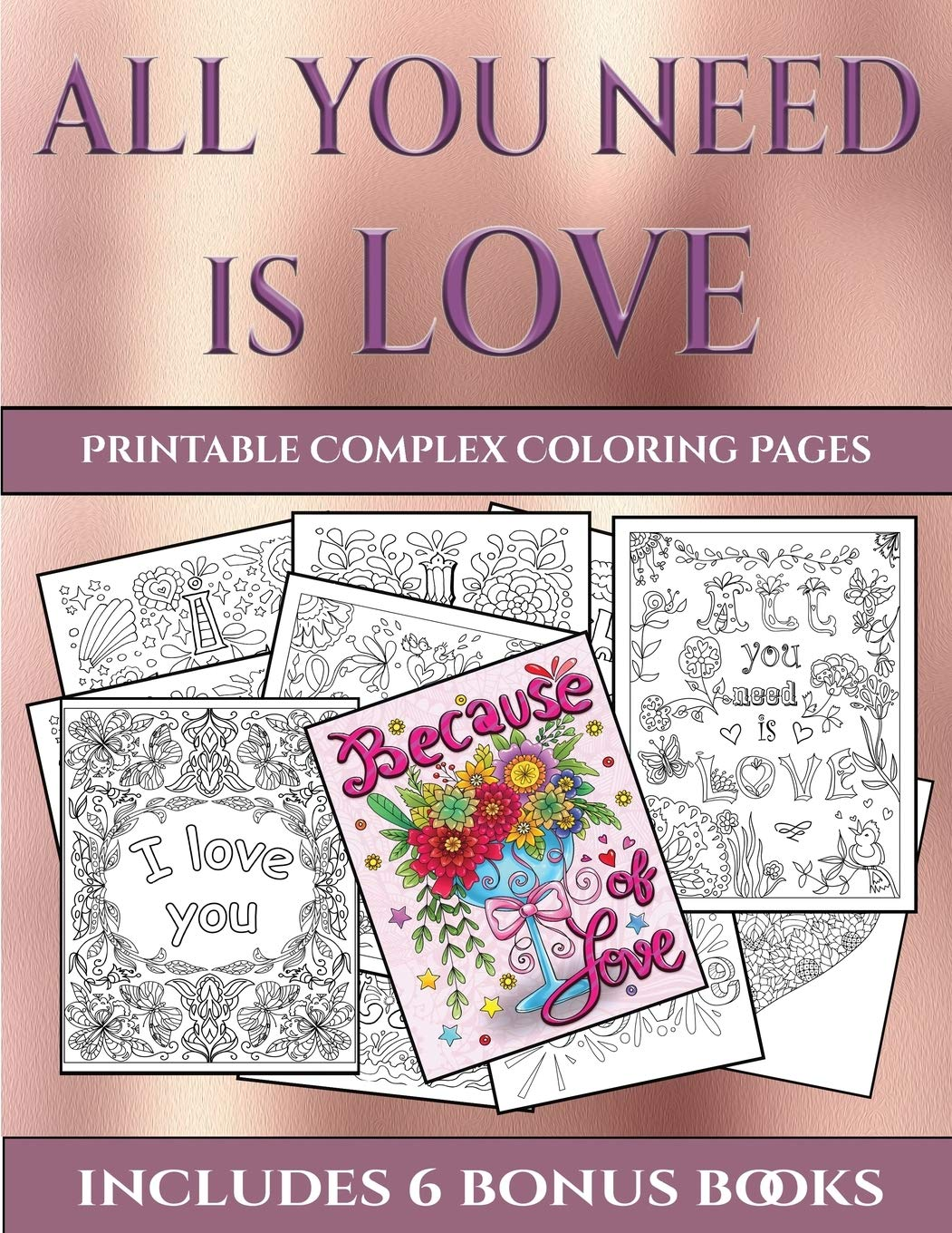 It is an image of Printable Complex Coloring Pages in mandala coloring