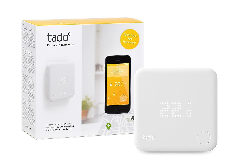 tado° Smartes Thermostat Starter Kit V2 - intelligente ...