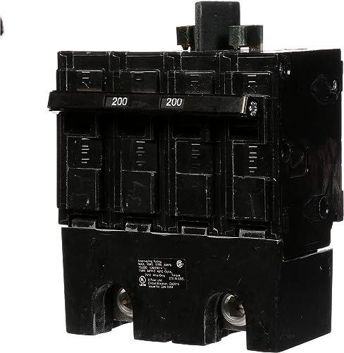 Murray MPP2200 120 240-Volt 4-pole type MPP 200-Amp Main Breaker