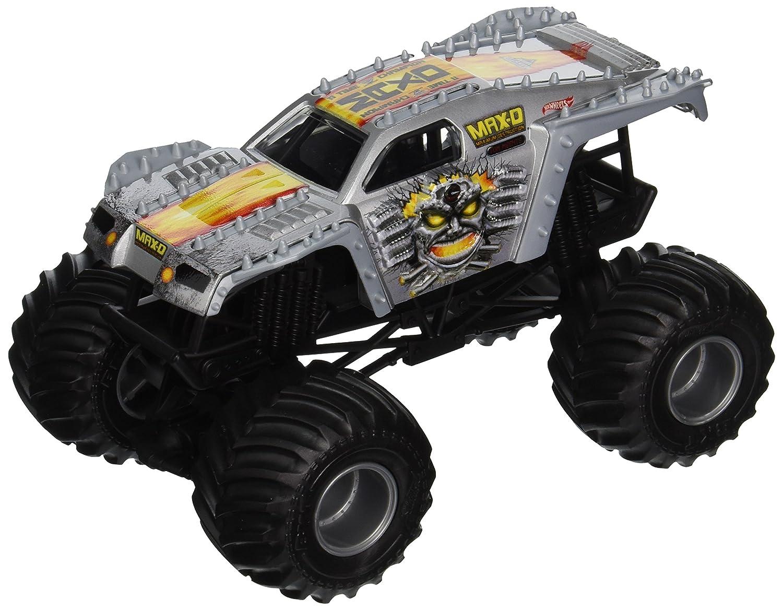 Hot Wheels Monster Jam 1:24 Max D   eBay