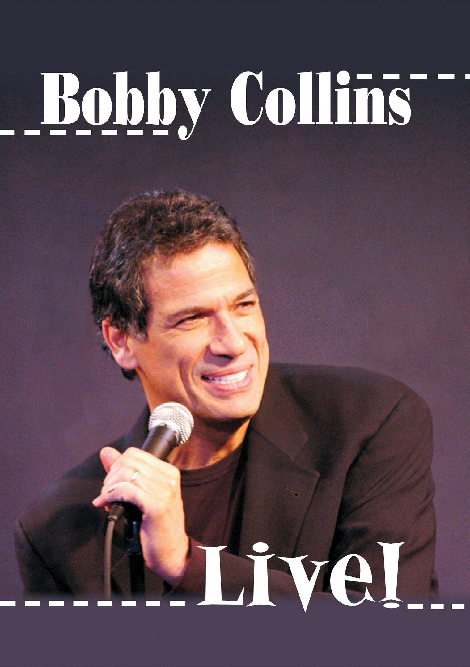 Bobby Collins Live! by Uproar