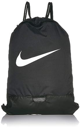 Nike Nk Brsla Gmsk-9.0 Bolsa Deportiva, Unisex Adulto, Negro ...