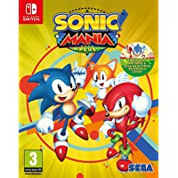 Sonic Mania Plus Nintendo Switch by SEGA