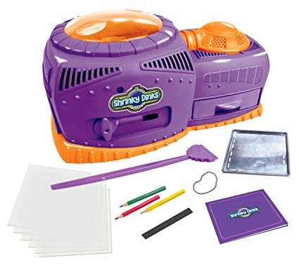 Amazon. Com: the incredible shrinky dinks maker: toys & games.