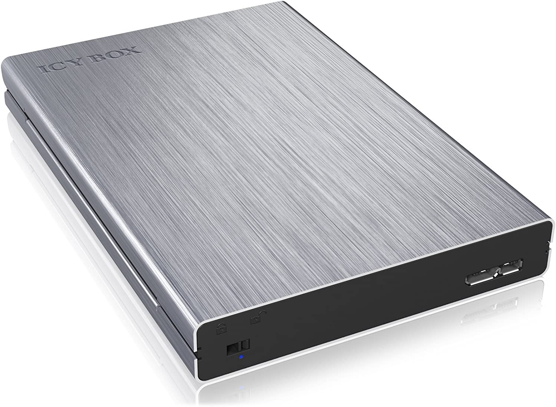 IB-241WP3 obudowa HDD 2,5: Amazon.es: Informática