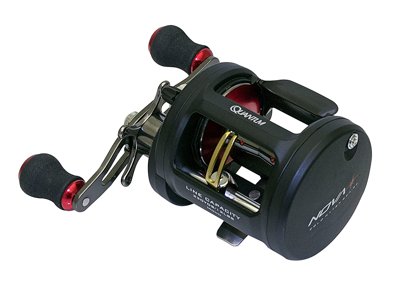 Quantum Fishing Quantum Nova 350 Muskie/Salmon従来リール   B076MJYN6V