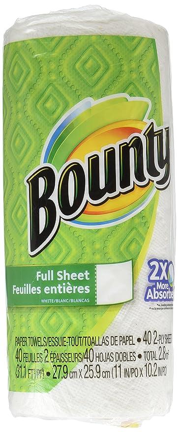 Bounty toalla de papel