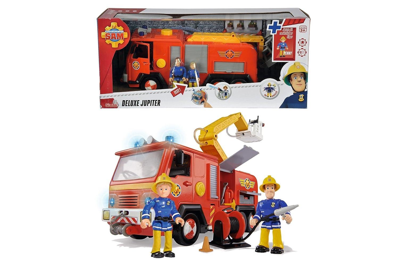 Simba Toys 109251063 - Camion dei pompieri con personaggio Sam al miglior prezzo