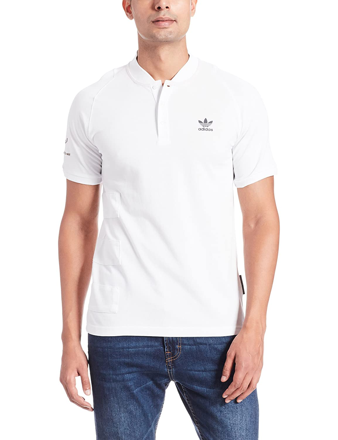 Adidas Porsche 911 Polo Hombres Polo, Blanco, Medium: Amazon.es ...