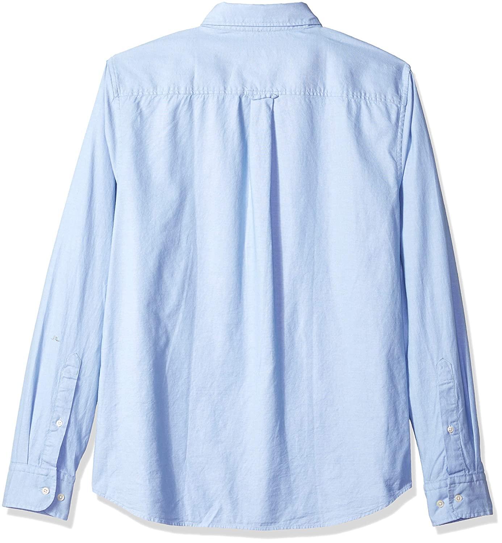J.Lindeberg Mens Stretch Oxford Shirt,