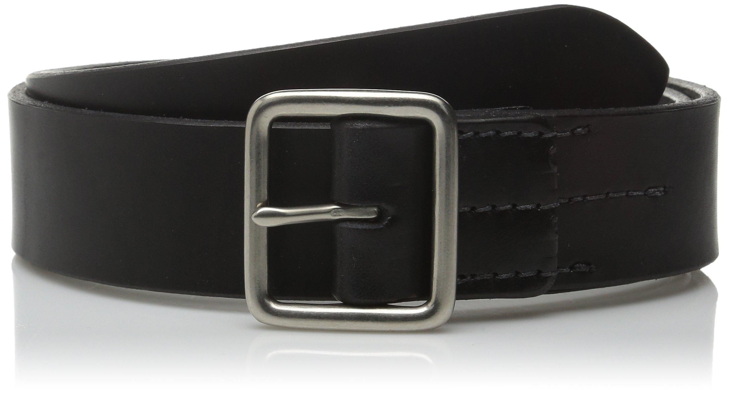Red Wing Heritage Leather Belt, Black Veg Tan, 32