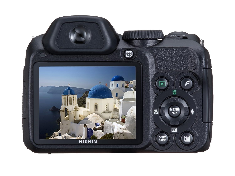 Amazon.com : Fujifilm FinePix S2000HD 10MP Digital Camera with 15x Optical  Dual Image Stabilized Zoom : Point And Shoot Digital Cameras : Camera &  Photo