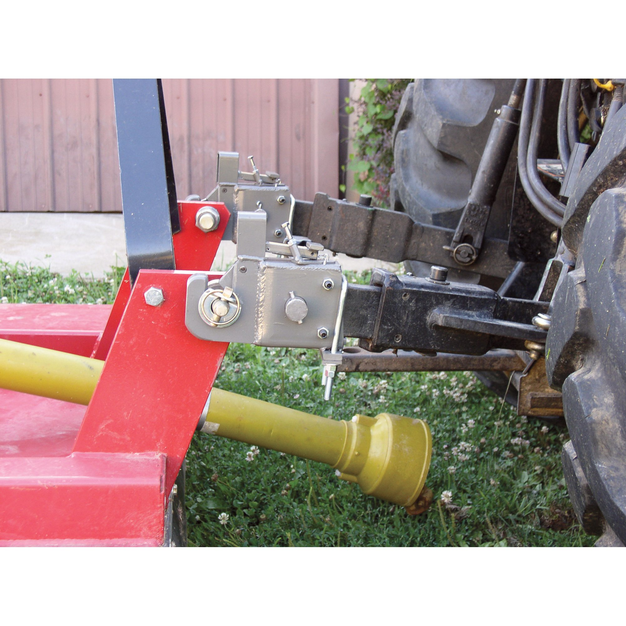 Pat's Premium 3-Point Quick Change Hitch - Category 1, 20,000-Lb. Lift Capacity by Northern Tool + Equipment