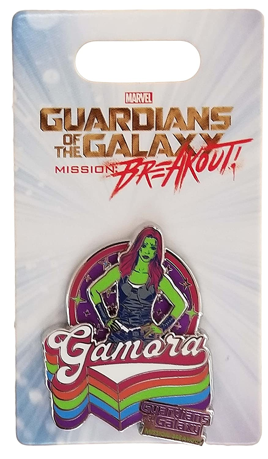 Disney Pin - Marvel Guardians of the Galaxy - Mission: Breakout - Gamora