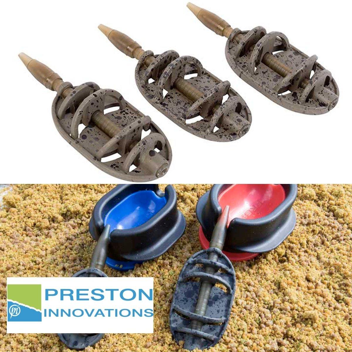 Preston Innovations NEW Coarse Fishing Dura Banjo Feeder Method Mould *All Size*