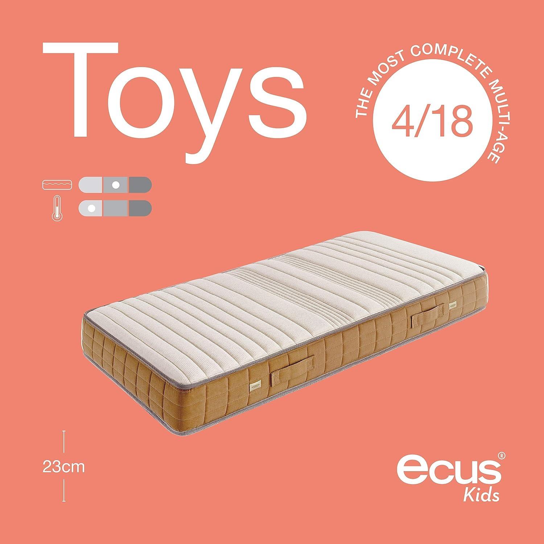 Ecus Kids Die Matratze für Kinder - Toys - Kindermatratzen 190x090