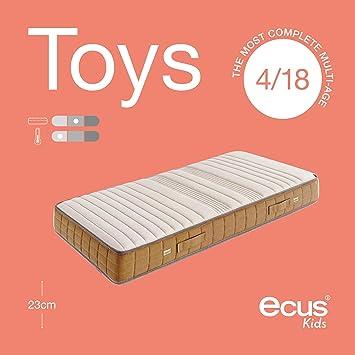 Ecus Kids El Colchón de niño multietapa - Toys - Colchones ...