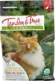 Tender & True Pet Nutrition Cat Food
