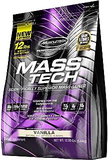 Muscletech Masstech - 12lbs (Vanilla)