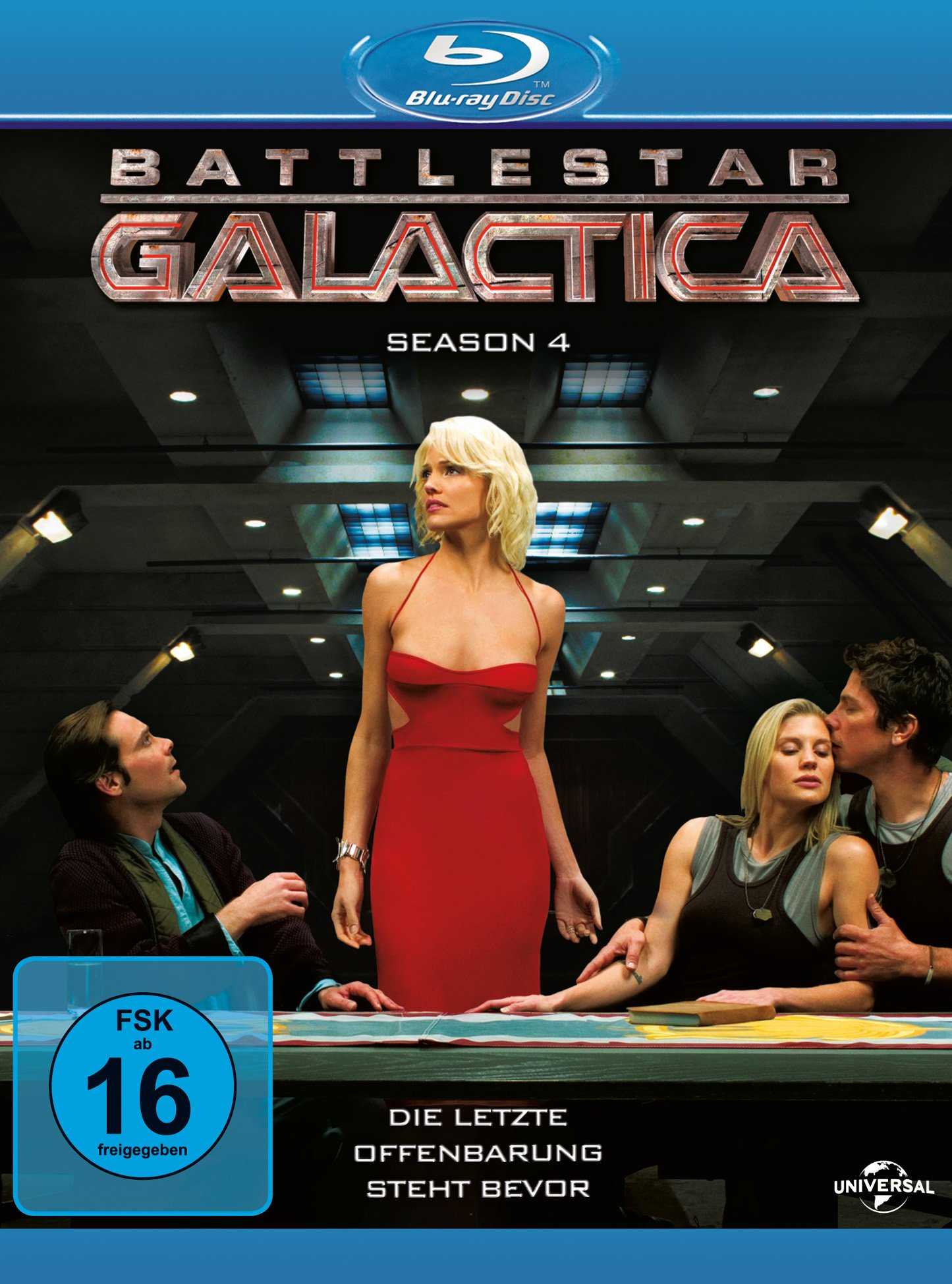 Battlestar Galactica - Season 4 by